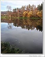 Podzim u Sázavy II