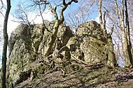 Panorama Sokolieho kamena