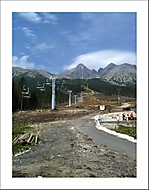 Vysoké Tatry - Lomnicky štít