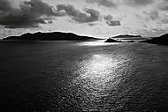 Podvečerní pohled na Atlantik