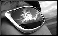 Odraz v brýlích