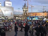 Mobilní Barcelona