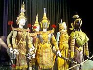 Thajské divadlo