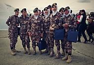 Elitní jordánské vojačky na Dnech NATO