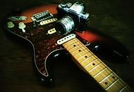 Olympus a Fender