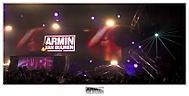 Noc PURE a Armin van Buuren v Praze 24.10.2009