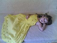 moje dcerka Pavlínka
