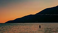 Rybář v Řecku
