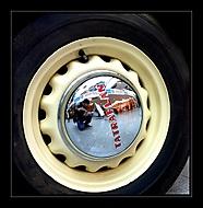 Portret v disku