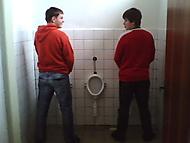 Na záchode