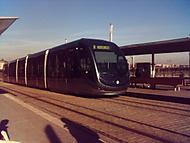 Tramvaj v Bordeaux