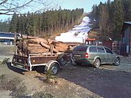 Škoda Octavia 4x4 1.9 TDI + návěs