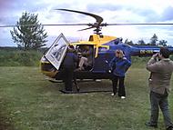 Vrtulník...