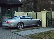 Jaguar v Ostravě