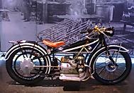BMW Motorrad von den 30er