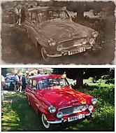 Škoda Octavia 1963