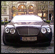 dalsi luxusni automobilek