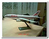 Airbus A 310 - 304 - maketa