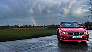 Subaru Impreza + Irish Rainbow