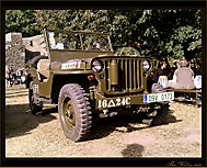 The Willys jeep