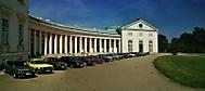 Sraz BMW na zámku Kačina