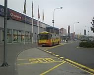 AVION Shopping park BUS