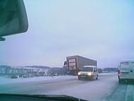 Zalomený kamion