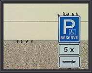 invalidi na parkovišti
