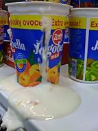 Kaufland predava pekne jogurty :)