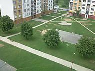 cvak z balkona