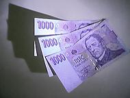 Money money money...