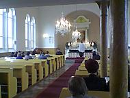 Neděle a kostel
