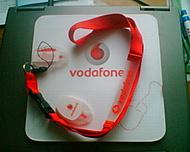 Materiály Vodafone