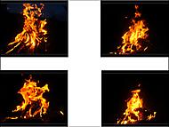 ....v zajetí ohně...