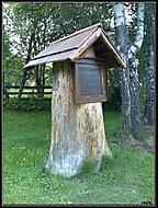 Úřední deska obce Načetín