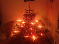 Vánoční stromeček.