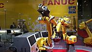 svařovací roboti