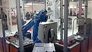 podávací robot