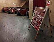 Pražské metro, 21. století, rok 2015