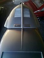Tatra 87 netradičně ze střechy :D