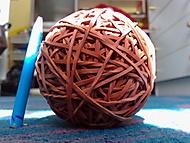 míček z gumiček