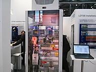 ovládací panel pro robotickou linku