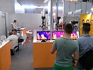 infračervené kamery s monitory