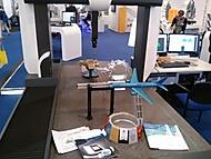 měřící robotická brána