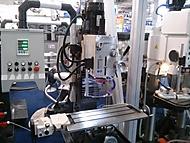 frézovací stroj
