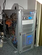 i5 2405S,8GB ram,MB DZ68DB,iX25V 2X,i320,Raid SSD