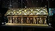 relikviář  Svatého Maura 2