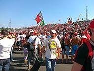 Velká cena F1 Hungaroring 2010