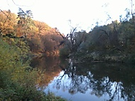 Řeka Opava