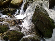 Vodopády Bílá Opava